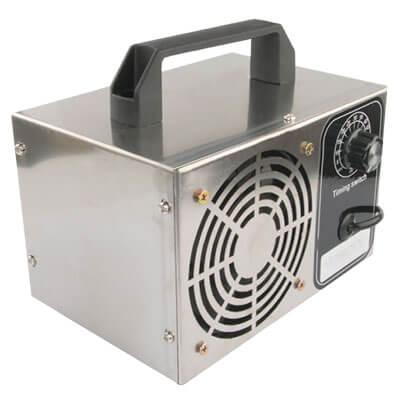 Generador de ozono de 80w y capacidad 50m2-100m3 Ozone5000 Emisi/ón de ozono de 5 g//h Bastilipo